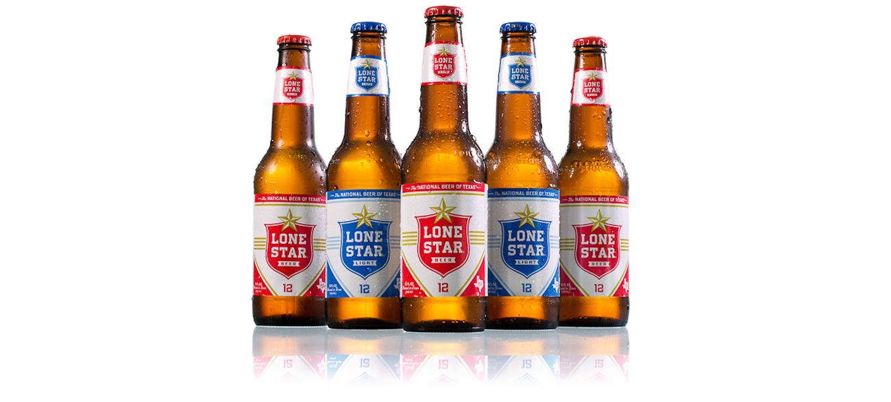 Lone Star Beer Product Photography Event Photographers Houston Austin Texas