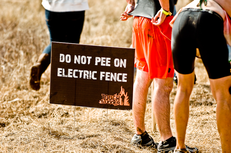 tough mudder swot