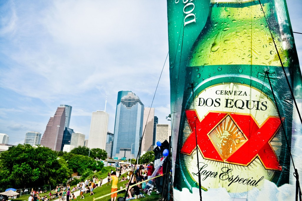 Dos Equis XX-The Most Interesting Cargo Hunt Houston Texas 2010, Jesse Knish Photography