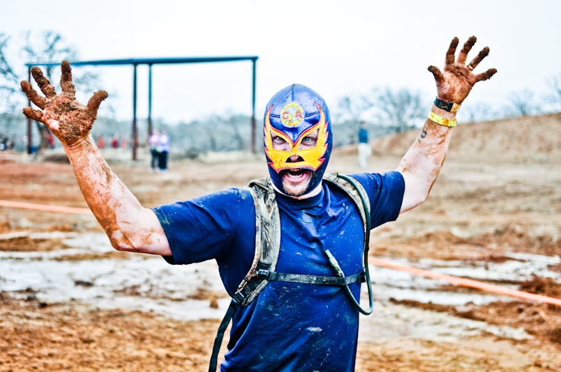 Dos Equis XX-Tough Mudder Austin Texas 2010, Jesse Knish Photography