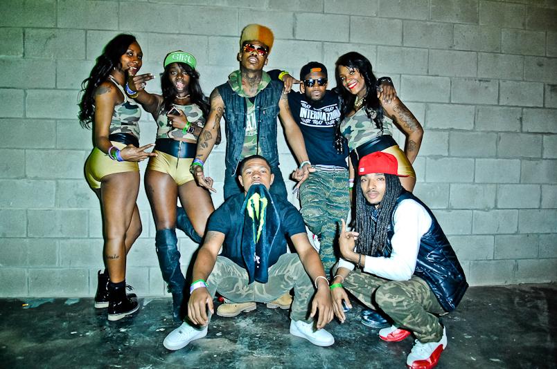 Big Freedia Bounce Crew